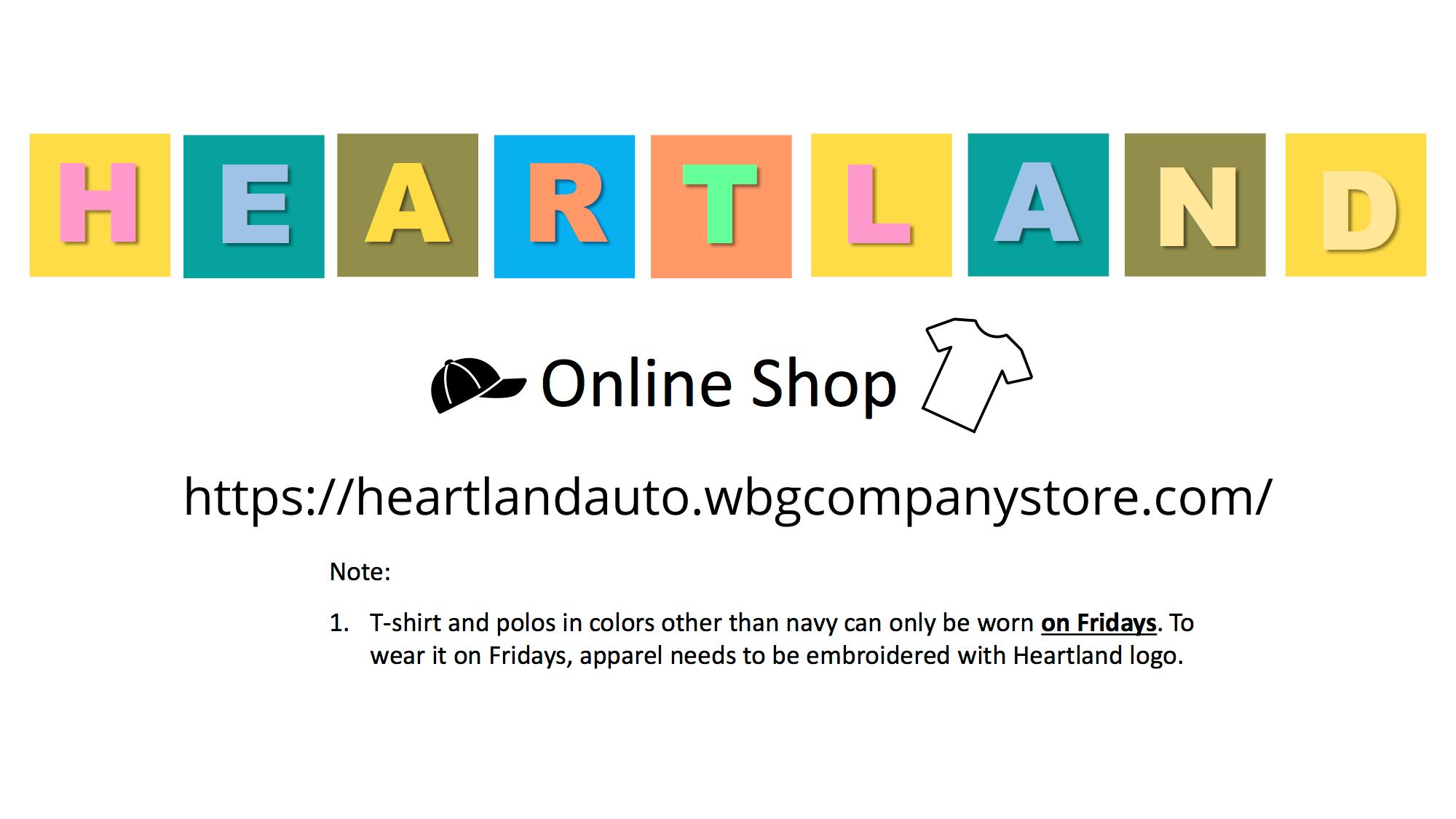 HA Online Store Graphic